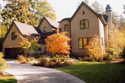 Kerrisdale Custom Home
